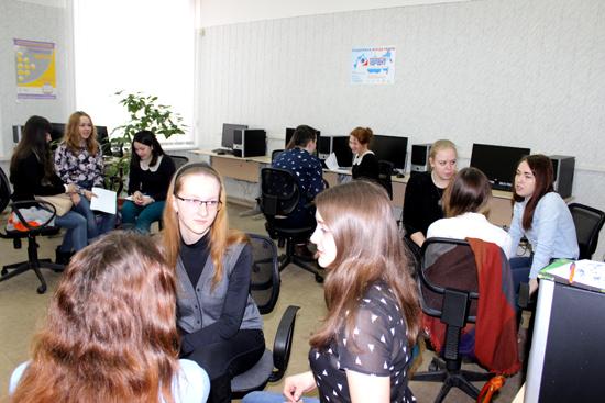 проектная идея работа молодежи