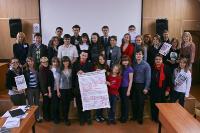 Экспресс-форум студенческих СМИ г. Перми (2011)