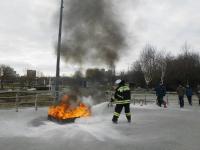 Пожарные звенья и спасательные группы