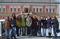 Экскурсия в Усолье, Пермский край (2013)