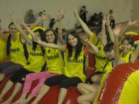 Спортивный праздник на батуте (2011)