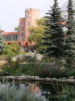 Времена года в Ботаническом саду