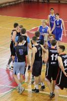 Баскетбольный матч: Эконом - Колледж ПГНИУ