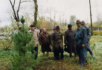Акция «Деревья памяти» (13 октября)