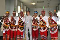На фестивале мексиканской культуры